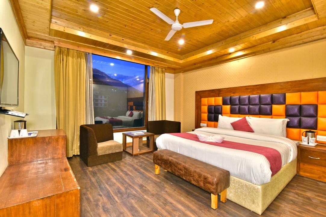 Rohtang Heights Resorts