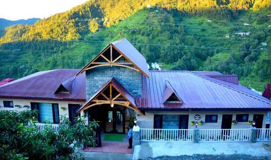 Suvaasa -The Resort