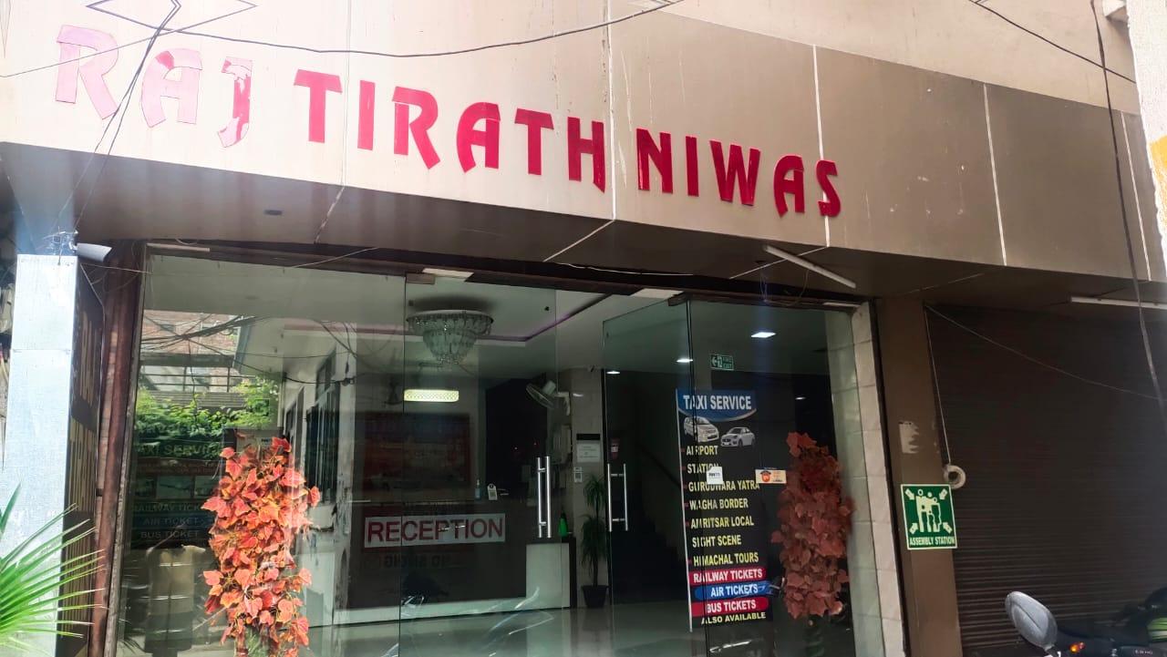 Hotel Raj Tirath Niwas