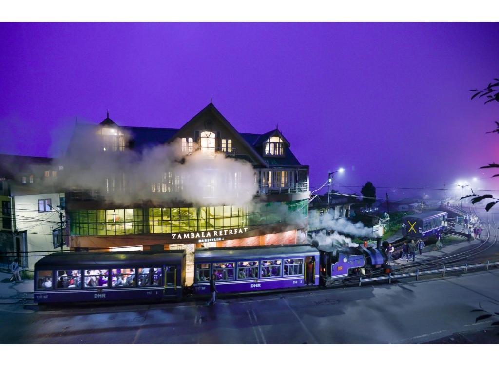 Anant Hotel Zambala Retreat And Spa Darjeeling