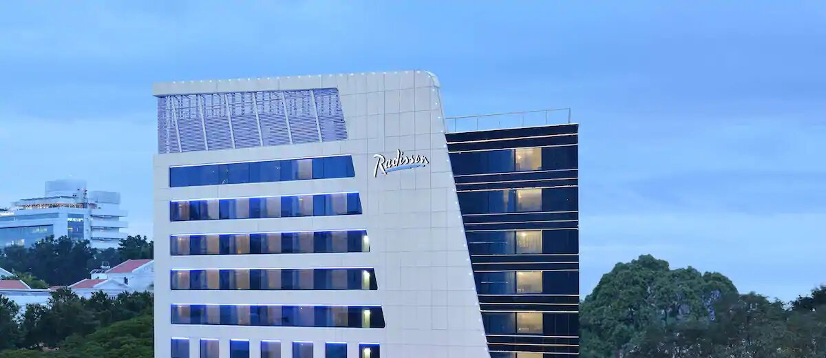 Radisson Bengaluru City Center