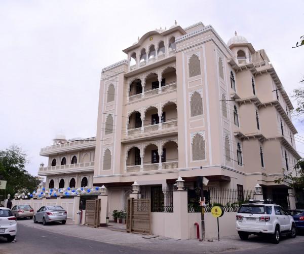 Laxmi Palace Heritage Boutique Hotel