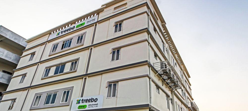 Treebo Trend Hotel VJR