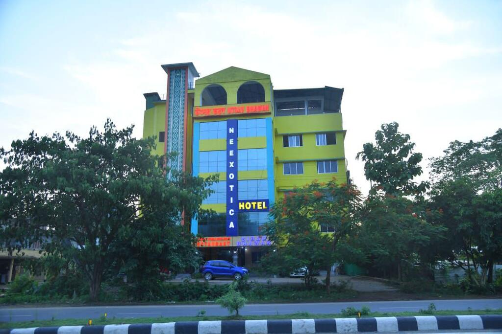 Hotel Neexotica, Guwahati