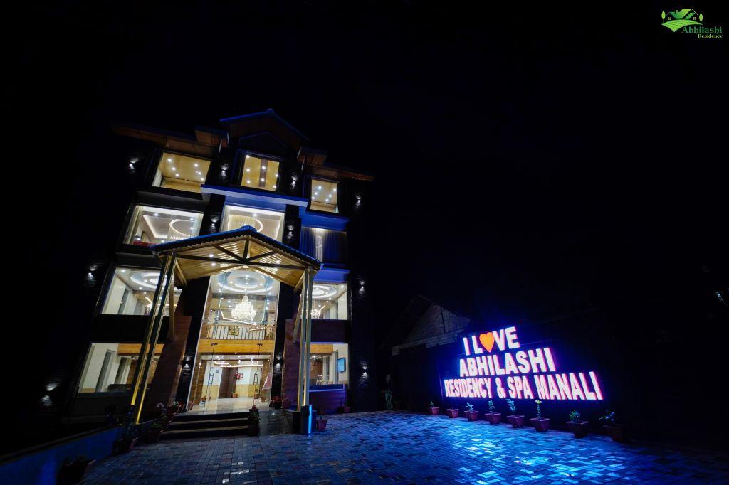 Abhilashi Residency & Spa